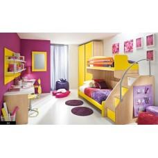 Мебель для детской. Вариант 007